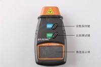 digital laser tachometer DT-2234C+ with instructions in English digital pocket anemometer tachometer laser