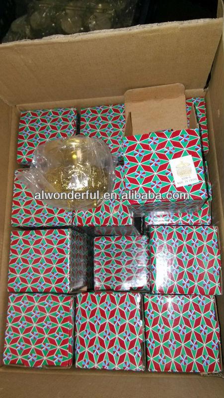 2015 árabe do agregado familiar presente da promoção set & presentes e artesanato
