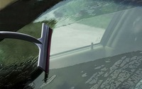 New Car clean Windshield windscreen Wiper Handy Windshield Wiper Cleaning