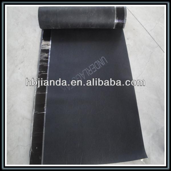 damp proof membrane or Asphalt Roll Roofing Felt