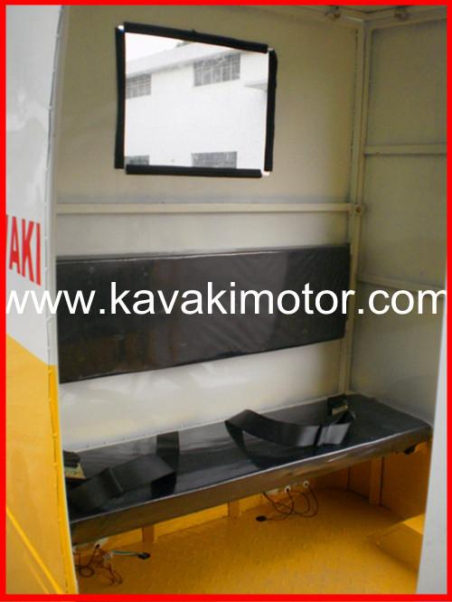 Guangzhou provider 150cc 200cc BAJAJ tuk tuk auto rickshaw with gasoline engine