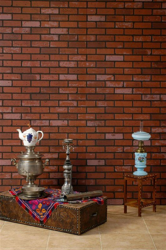 Brick Wall Paneling : Embossed brick wall board textured mdf laminate
