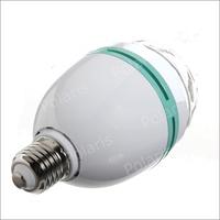 Светодиодная лампа one pcs RGB Full Color 3W E27 LED Bulb Effect DJ Disco Light Bulb party Stage Lighting