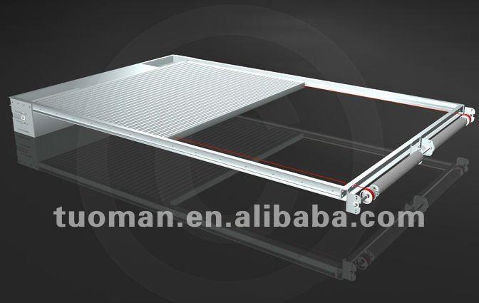 horizontal en aluminium volet roulant volets id de produit 585940538. Black Bedroom Furniture Sets. Home Design Ideas