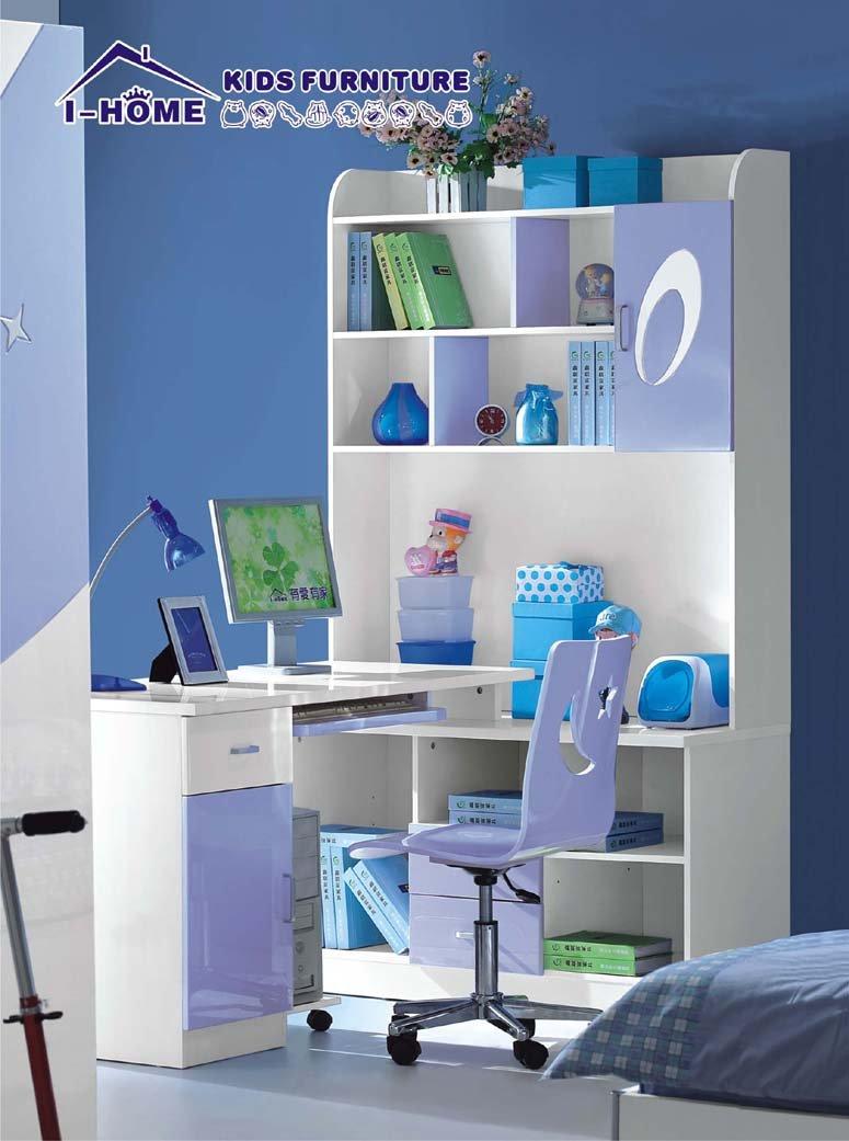 mdf de alta calidad de los nios escritorio de libros