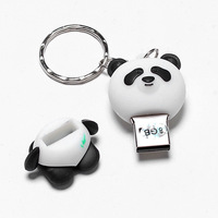 USB-флеш карта 8G Chinese Black & White Panda USB Flash Pen Drive Memory Stick Thumb For PC 8494