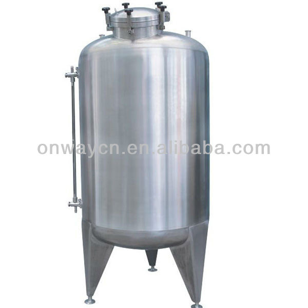 SH factory price wine grape storage water tank