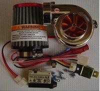 Выхлопная система для мотоциклов Turbo-500