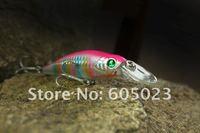 Приманка для рыбалки ChaoHui 50pcs/lot 6 + 5,5 g + 5 td34