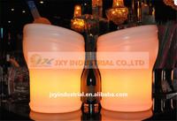 L31 * w31 * h41cm пластиковые вино & ведро льда/пластик пиво лед ведра/pe ведро льда