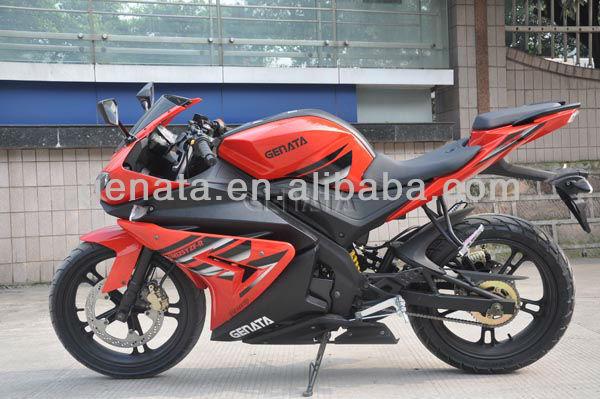 Yzf-r R1 estilo cee que compete a motocicleta