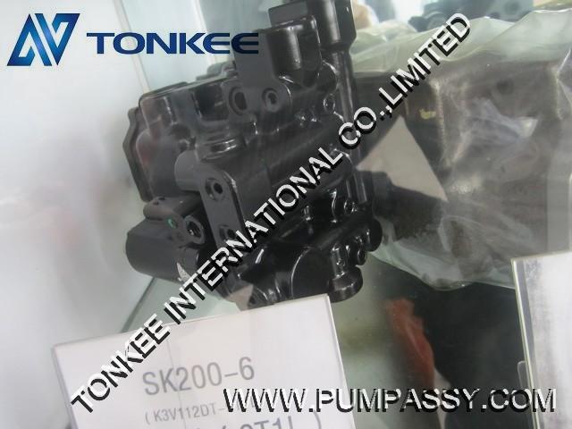 kobelco SK200-6 REGULATOR WITH SOLENOID YN10V01004F1 YN35V00018F2 (2).JPG