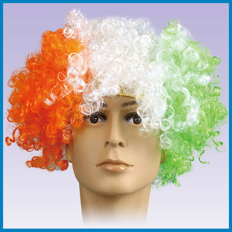 Russia wigs for Winter Olympic Games