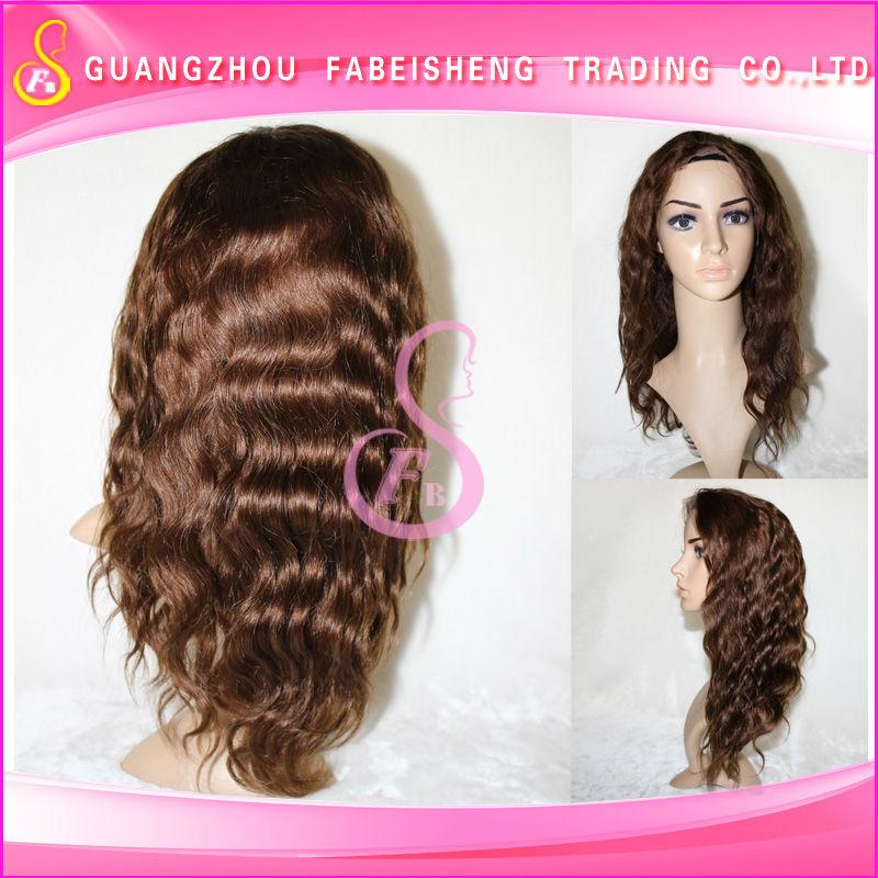 Venda quente melhor qualidade new popular atacado cabelo humano raízes escuras loira perucas