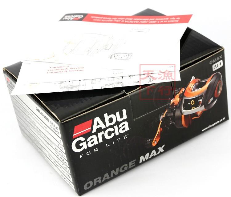 Катушка для удочки Abu OMAX2 4 + 1BB