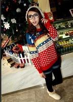 Женский пуловер Honey  1061