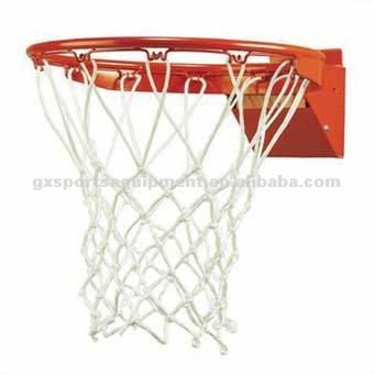 Outdoor Breakaway w basketball rim