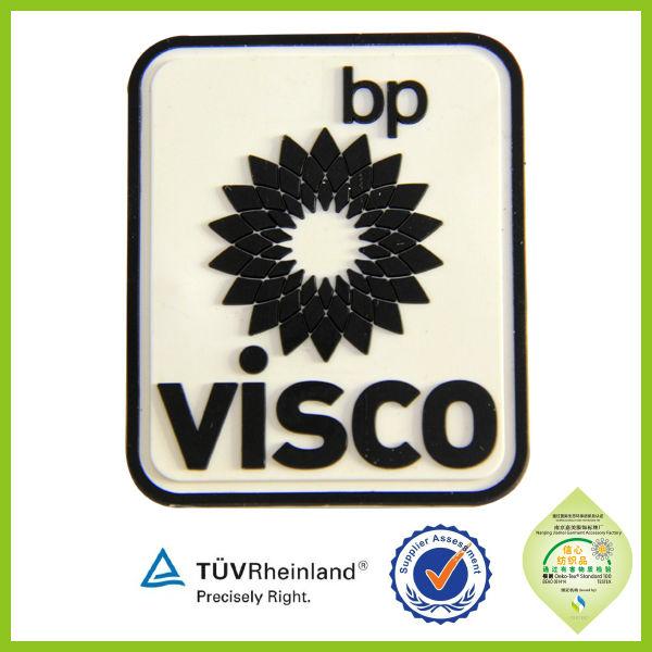 transparent pvc label sticker