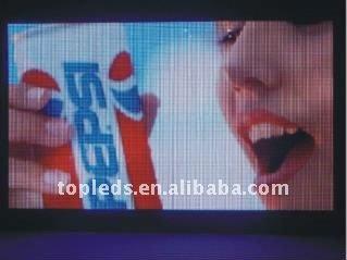 flexible led display screen video