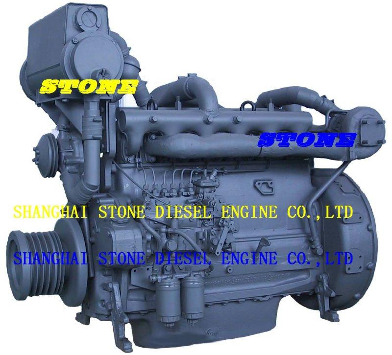 Deutz MWM TBD226B-6C marina motor-Motor de barco-Identificaci�n ...