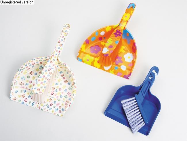 household plastic brush SC-P045