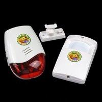 Дверной звонок 3 in 1 16 Chime Wireless Doorbell Door bell 51412