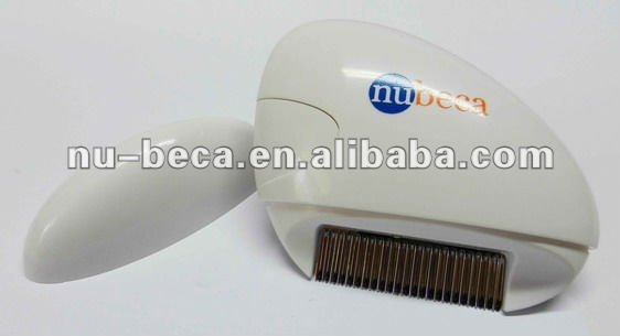 Electric lice comb /anti nit and anti lice comb /stainless steel lice comb
