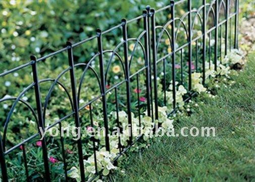 Lovely Garden Short Fence   Buy Garden Partition Fence,Small Garden Fence .