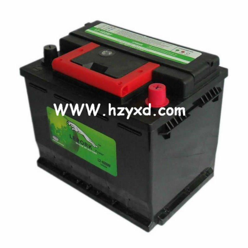 60AH Volta Car Batteries Manufacture