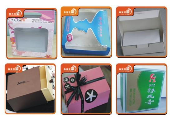 2013 new style paper cake box