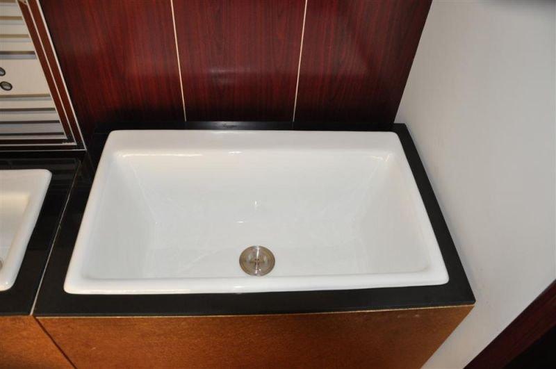 top mount tablier avant blanc fonte viers de cuisine evier de cuisine id de produit 60292911668. Black Bedroom Furniture Sets. Home Design Ideas