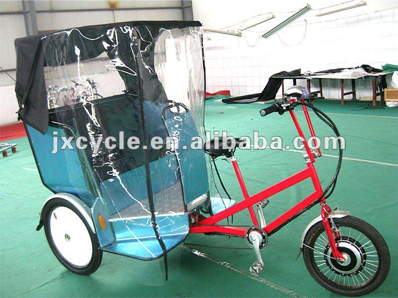 2014 Electric Pedicab with Pedal Sensor