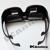 Перископ кровать очки горизонтальных очки легко лечь на кровать для ленивых людей, читающих bookwith ткани и случае lr-3