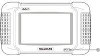Оборудование для диагностики авто и мото Autel Maxidas DS708 DS 708 diagnsotics,
