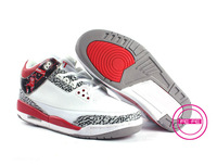 Free Shipping 2013 Fashion Cheap Name Brand Sneakers Varsity Gegrees J3 Retro Basketball Womens Shoes With Tag Box HQD1003