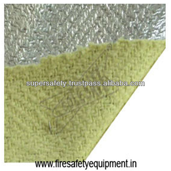 Aluminised Kevlar Fabric (SFT-0740)