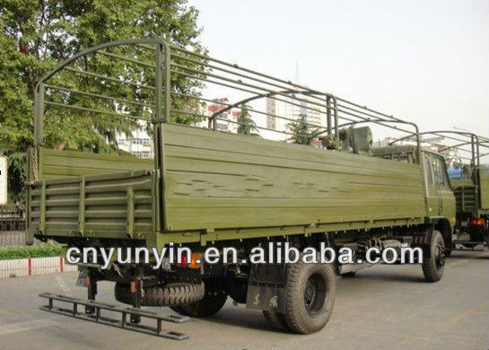 Dongfeng camping tent truck military army truck