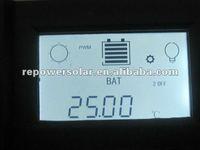 Солнечный контроллер LCD screen display solar charger