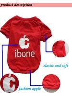 Одежда для собак IBone dog clothes, dog T shirt very cool design
