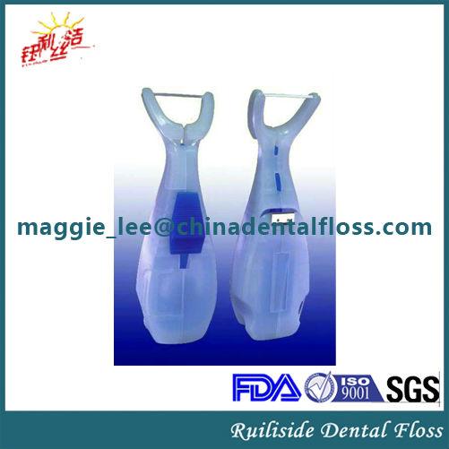 Super Quality Nylon/UHMWPE/PTFE Dental Floss Holder