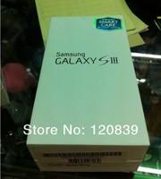 Упаковочная коробка 110pcs/lot 100% original Generic version packing box for samsung Galaxy siv S3 i9300