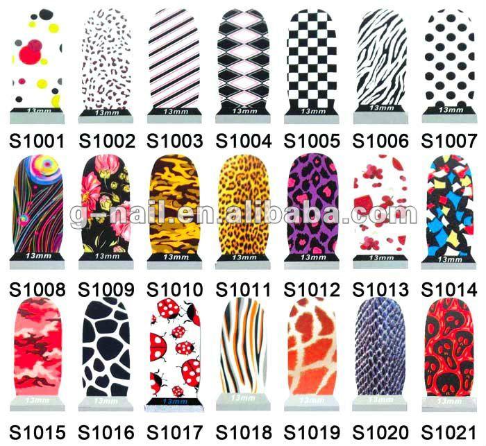 Www.auparisnailart.com;hot Nail Decoration;nail Art; Nail Foil/patch ...