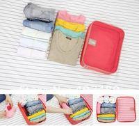 Сумка для путешествий с короткими ручками Perspective Traveling Bag, Mesh pouch Nylon Organizer Bag