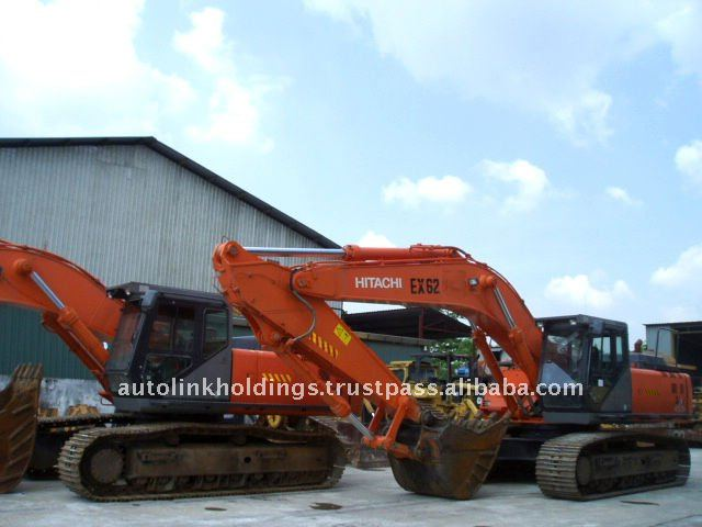 Hitachi UH025-7 Excavator
