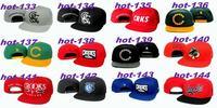 Женская бейсболка 100PCS sipping Mix order TRUKFIT snapbacks hats, 2012 fashion snap backs cap hat