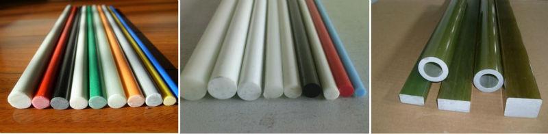 "Fiberglass Epoxy Rod - Class F ( 1.50"" ) - Insulation Sleeve"
