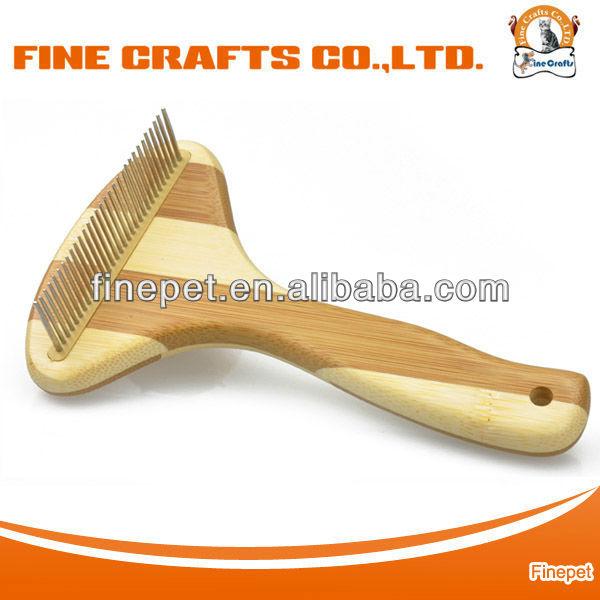 Professional Dog Bamboo Rake