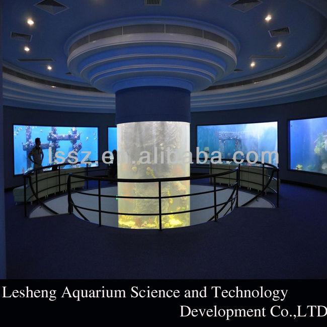 Custom Acrylic Fish Tank Acrylic Aquarium Accessories - Buy Acrylic ...