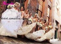 Свадебный зонтик AMELIE DHL, A0113