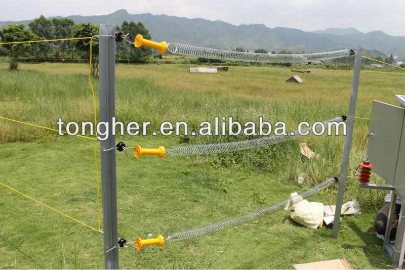 electric fence gates 1
